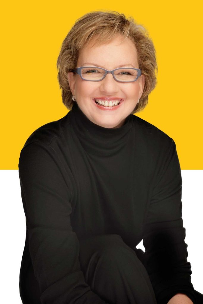 Image of Cindy Solomon, keynote speaker and consumer experience expert